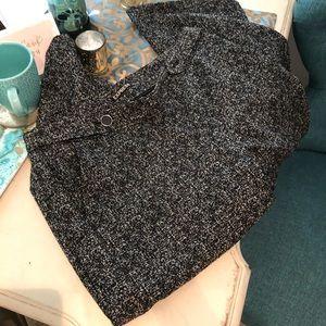 Black Express Capri Dress Pants